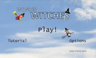 Screenshot of Wonder Witches