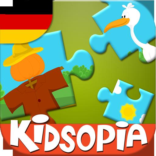 教育必備App|Die Ente Puzzle LOGO-綠色工廠好玩App