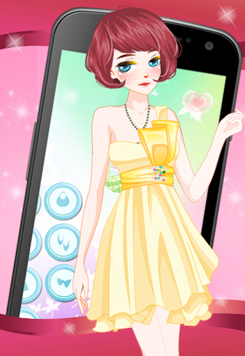 Rain Girls Designer Dress Up