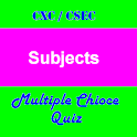 CXC CSEC Multiple Choice Quiz icon