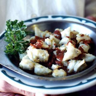 Smithfield Ham and Crab Sauté