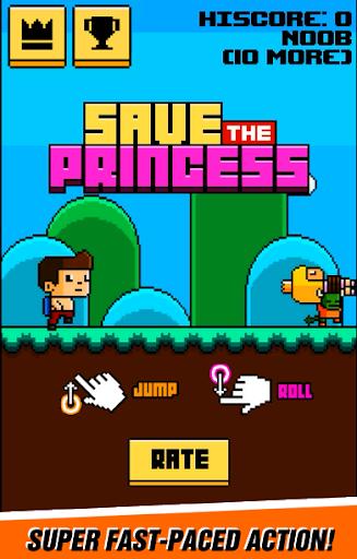 Save the Princess - Retro Game