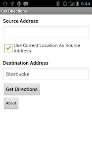 Destination Finder - screenshot thumbnail