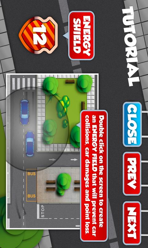 Car Traffic Control - FULL- screenshot