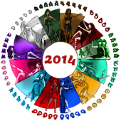Horoscope 2014 - Hindi