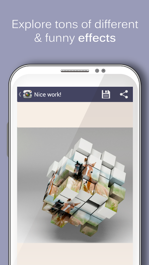 SuperPhoto - Effects + Filters- screenshot