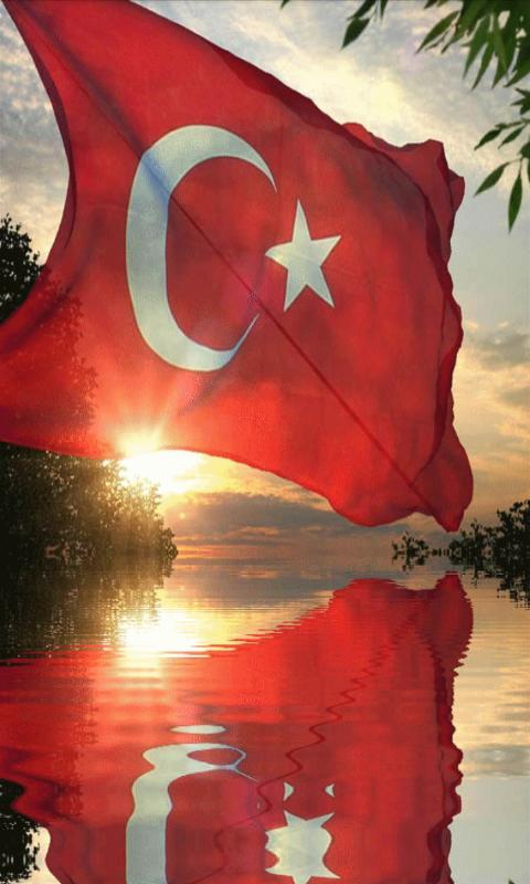 Şanlı Türk Bayrağı (Hareketli)- screenshot