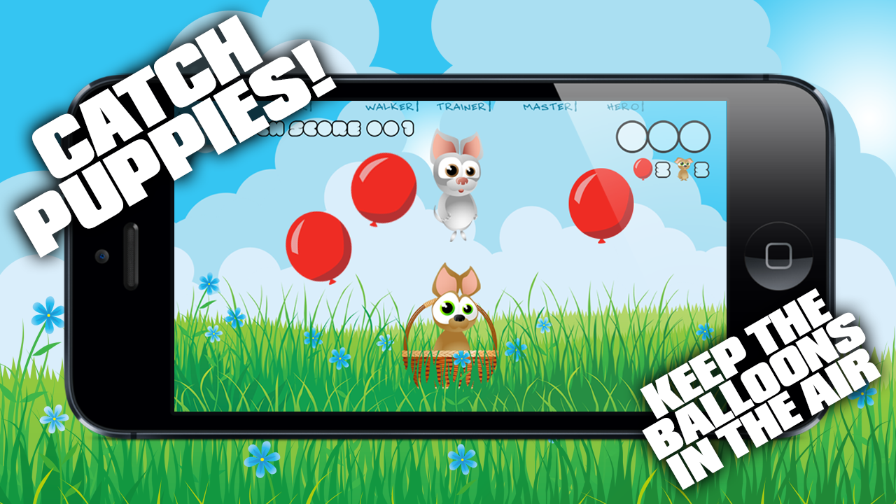 Puppy Drop FREE- screenshot
