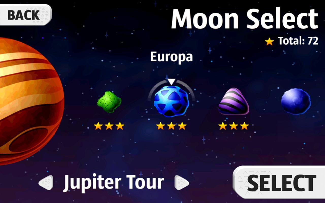 Lunar Racer screenshot #11