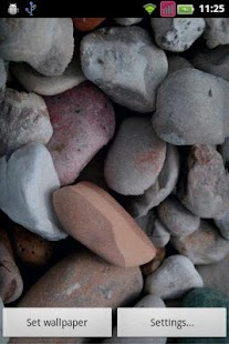 Stone Pebbles Underwater - screenshot thumbnail