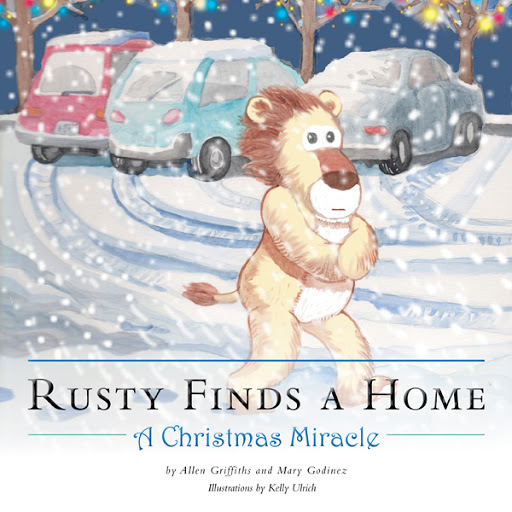 Rusty Finds a Home cover