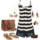 Dress Combinations for Women