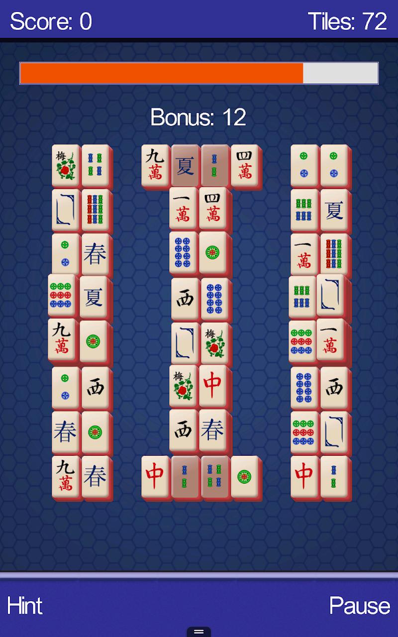 Mahjong (Full) Screenshot 1