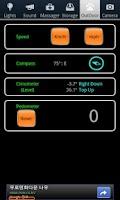 Screenshot of Hot Tools