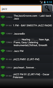 playStream Internet Radio- screenshot thumbnail