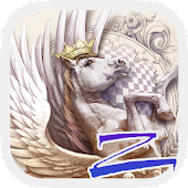 Pegasus Theme - ZERO launcher