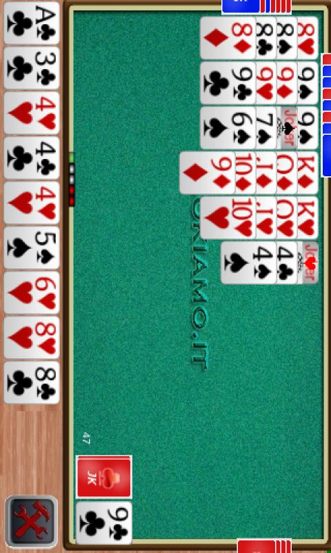 Rummy - screenshot
