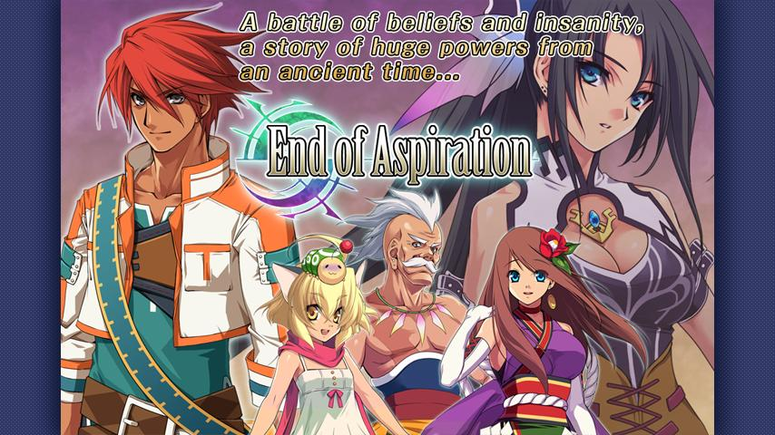 RPG End of Aspiration- screenshot