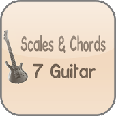 Scales & Chords: 7 Guitar
