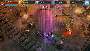 Screenshot of Dungeon Hunter 3