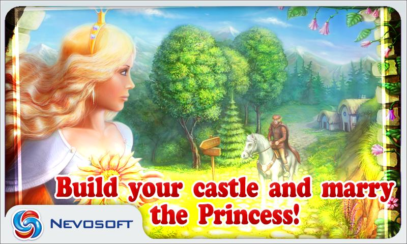 My Kingdom for the Princess 3.- screenshot