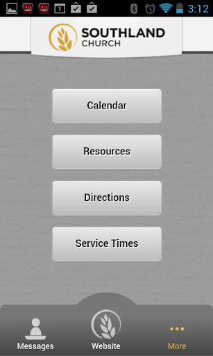 Southland Church App