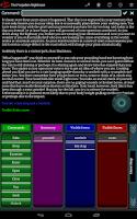 Screenshot of TFN - Text Adventure Game