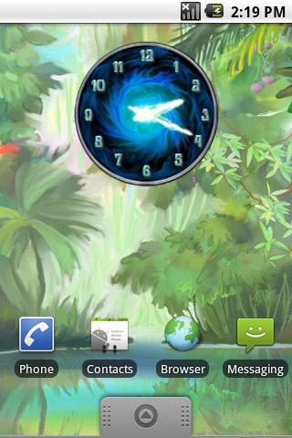 Rock Clock Deluxe- screenshot