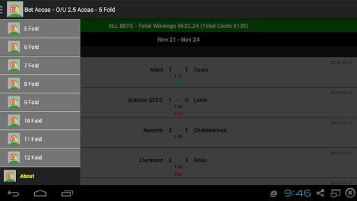 【免費運動App】Soccer Predictions O/U 2.5-APP點子