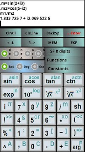 Scientific Calculator - screenshot thumbnail