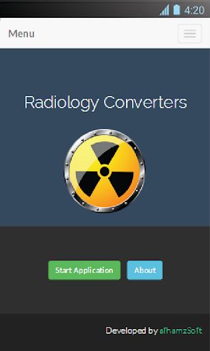 Radiology Converters