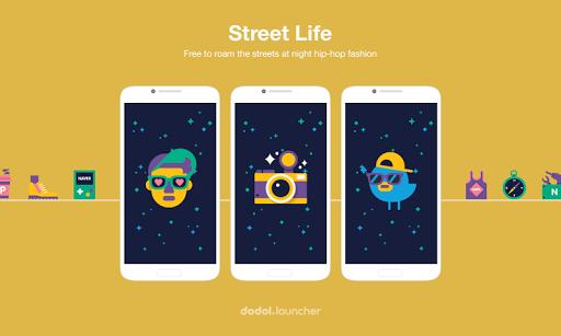 Street Life dodol theme