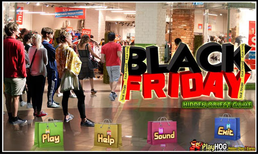 Black Friday - Hidden Objects