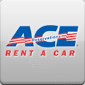 Ace RentACar Mobile logo