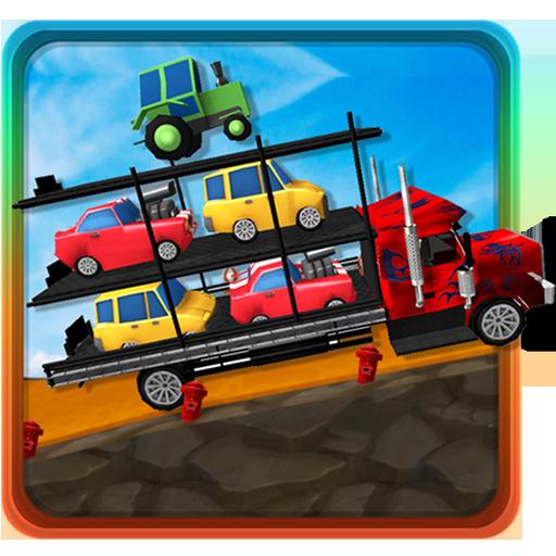 賽車遊戲App|Car Transporter 3D LOGO-3C達人阿輝的APP