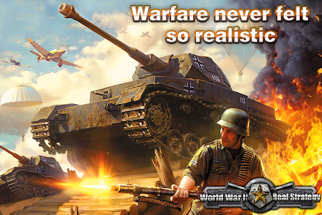World War: Real Strategy Pro - screenshot thumbnail