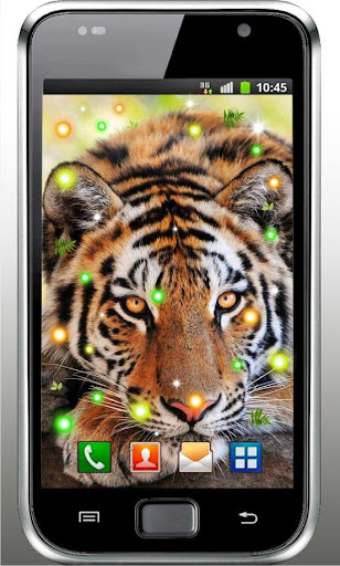 Tigers Super HQ live wallpaper