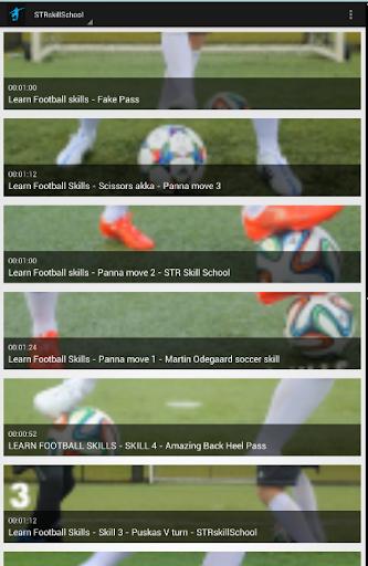 Learn Football Skills