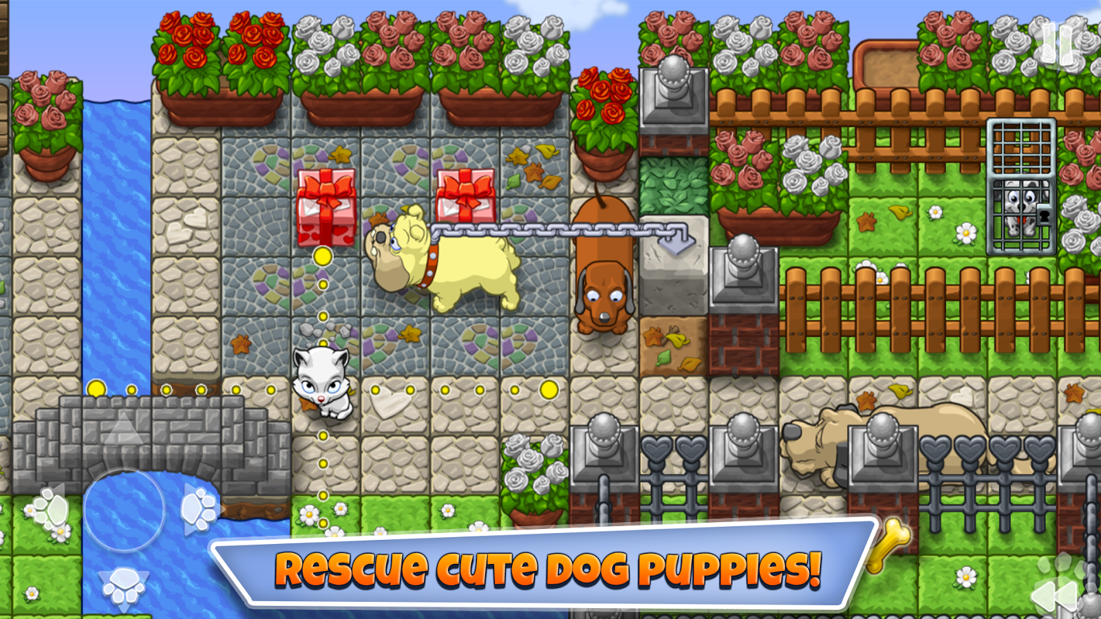Save the Puppies - screenshot
