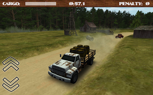 Dirt Road Trucker 3D- screenshot thumbnail