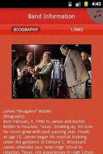 James Boogaloo Bolden Blues Ba - screenshot thumbnail