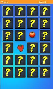 Amazing Memory Game For Kids- screenshot