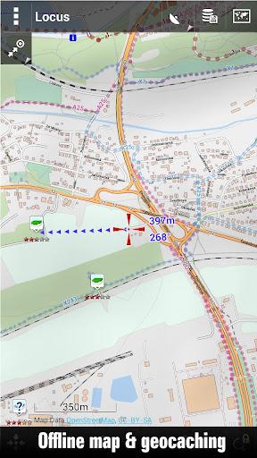 Locus 地圖 Pro- outdoor GPS