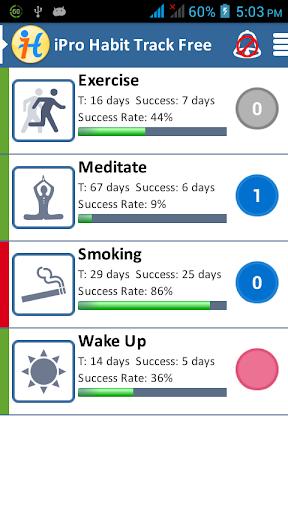 iPro Habit Tracker Free