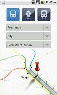 Perth Transport Alarm- screenshot thumbnail