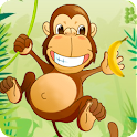 香蕉猴跳 icon