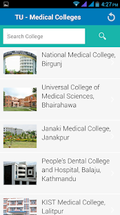 College Information Nepal- screenshot thumbnail