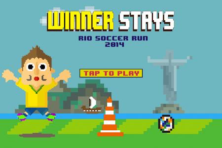 Run Ronaldinho football game! 1.0 screenshot 43002