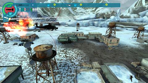 Choplifter HD Screenshot 5