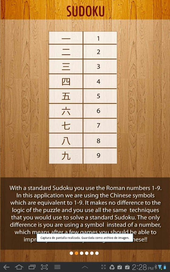 Learn Chinese with Sudoku - screenshot